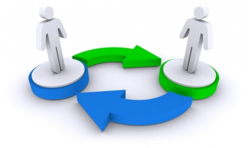Обмен ссылками, внешняя поисковая оптимизация и обратная связь.