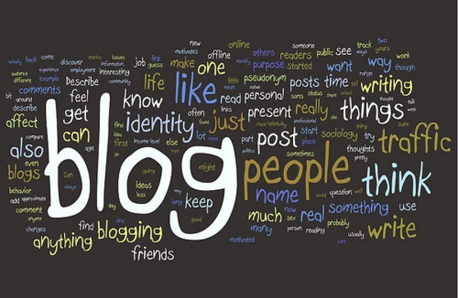 На какие типы делятся блогеры?