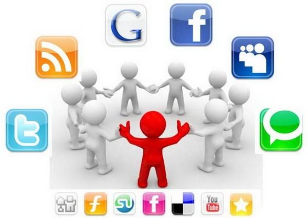 Что дает продвижение сайта через социальные сети